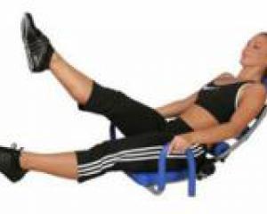 Коэффициенты физической активности
